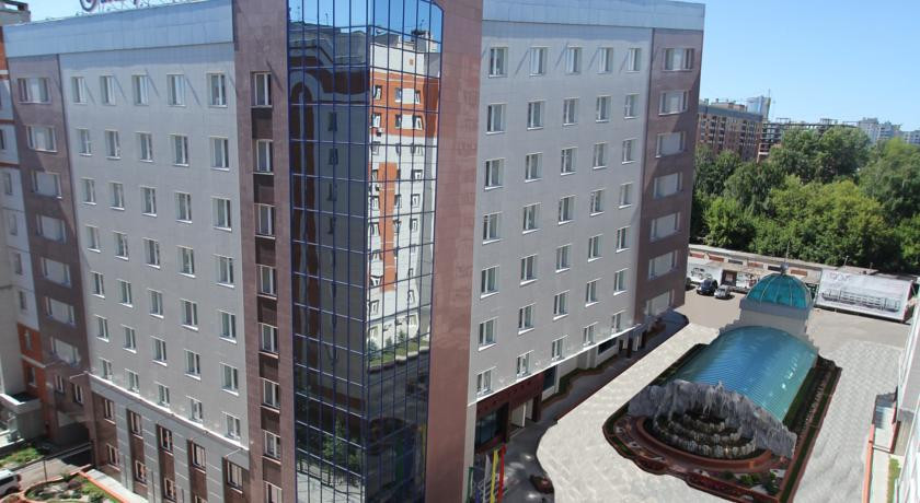 Pogostite.ru - ГОЛЬФСТРИМ | г. Казань | рядом с МЕГА | СПА-центр | бассейн | парковка #1