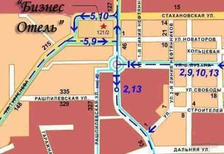 Pogostite.ru - БИЗНЕС-ОТЕЛЬ мини-отель (г. Краснодар) #1