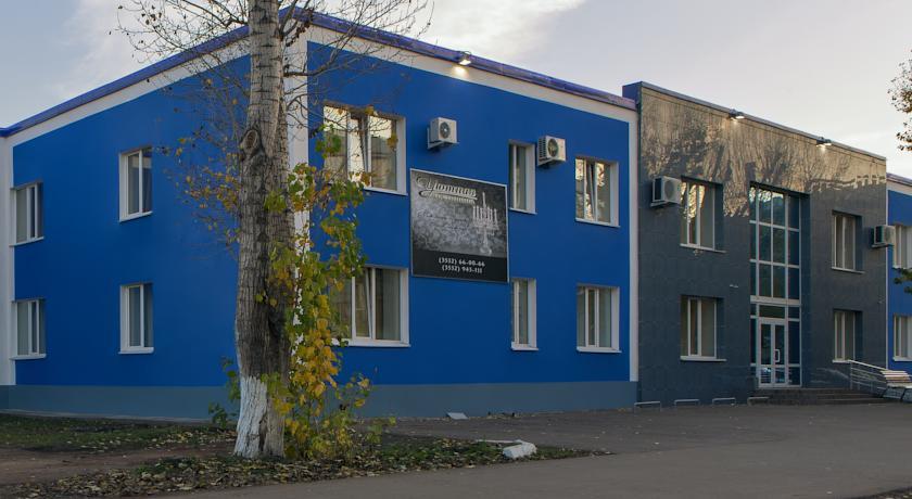 Pogostite.ru - УЮТНАЯ | г. Оренбург | Парковка #45
