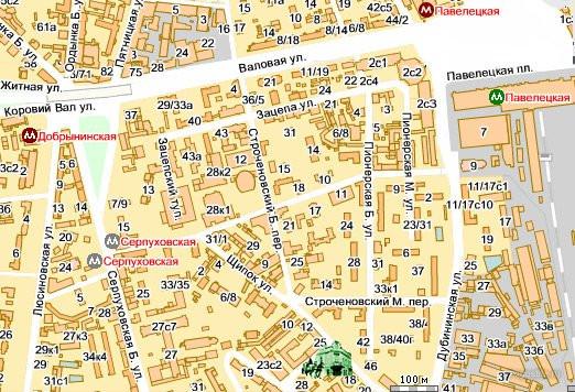 Pogostite.ru - ГРАНД ВИКТОРИЯ (возле Павелецкого вокзала) #22
