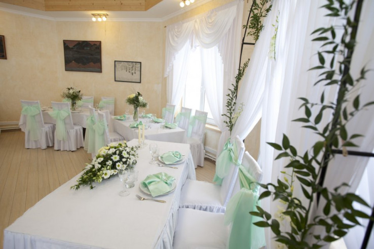 Pogostite.ru - АЛЕКСИНО - ИСТРА (Свадебные шатры | Баня | бассейн) #25