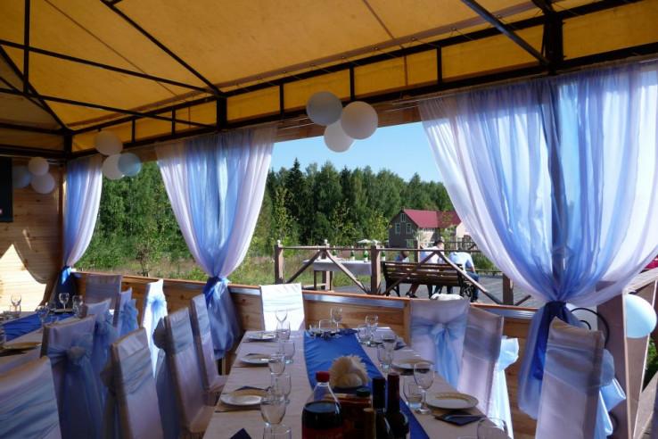 Pogostite.ru - АЛЕКСИНО - ИСТРА (Свадебные шатры | Баня | бассейн) #32