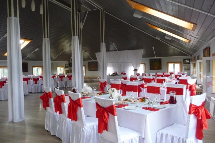 Pogostite.ru - АЛЕКСИНО - ИСТРА КОТТЕДЖИ | Свадебные шатры | Баня | бассейн | трансфер аэропорт / Крокус #21