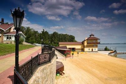 Pogostite.ru - СМОЛИНОПАРК (г. Челябинск, озеро Смолино) #2