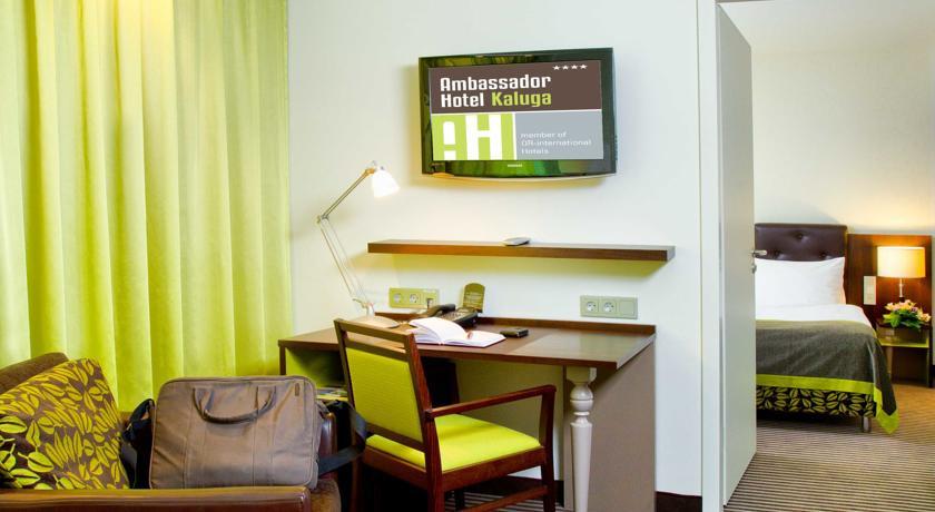 Pogostite.ru - AMBASSADOR HOTEL & SUITES KALUGA | г. Калуга | CПА | ГОЛЬФ ПОЛЯ #19