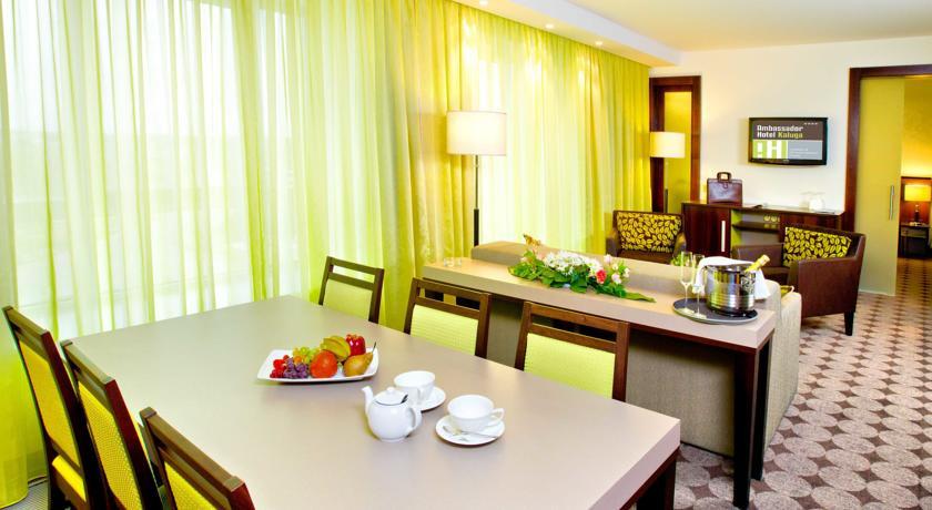 Pogostite.ru - AMBASSADOR HOTEL & SUITES KALUGA | г. Калуга | CПА | ГОЛЬФ ПОЛЯ #26