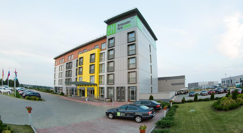 Pogostite.ru - AMBASSADOR HOTEL & SUITES KALUGA | г. Калуга | CПА | ГОЛЬФ ПОЛЯ #1