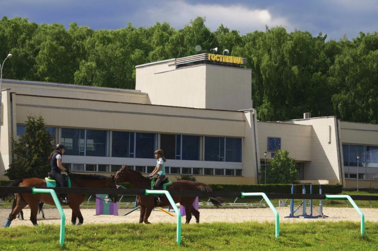 Pogostite.ru - БИТЦА конно-спортивный комплекс #1