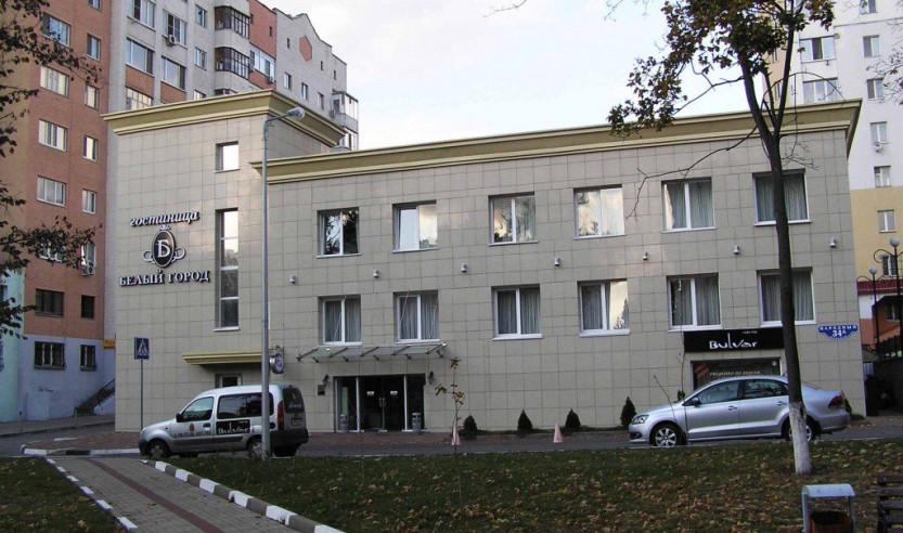 Pogostite.ru - БЕЛЫЙ ГОРОД | г. Белгород, центр #1