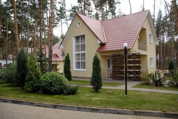 Pogostite.ru - ДВЕ РЕКИ гостиничный комплекс (Шебекинский район, пос. Титовка) #1