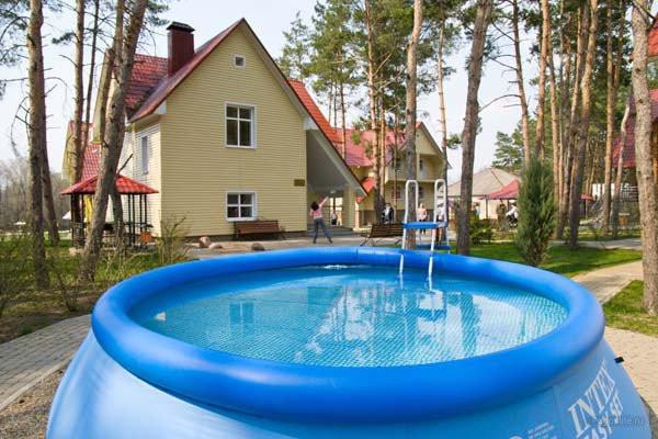 Pogostite.ru - ДВЕ РЕКИ гостиничный комплекс (Шебекинский район, пос. Титовка) #28