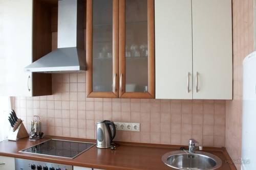Pogostite.ru - КВАРТ-ОТЕЛЬ Посуточно (Kvart-Hotel | м. Арбатская, Смоленская | Парковка #12