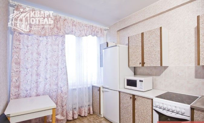 Pogostite.ru - КВАРТ-ОТЕЛЬ Посуточно (Kvart-Hotel | м. Арбатская, Смоленская | Парковка #13