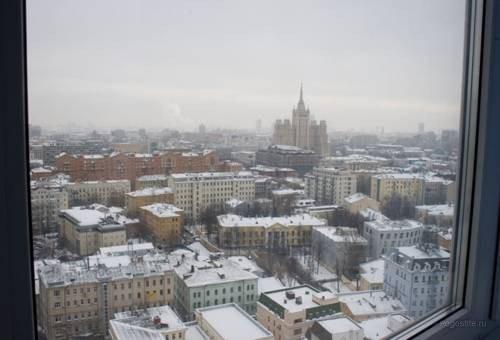 Pogostite.ru - КВАРТ-ОТЕЛЬ Посуточно (Kvart-Hotel | м. Арбатская, Смоленская | Парковка #15