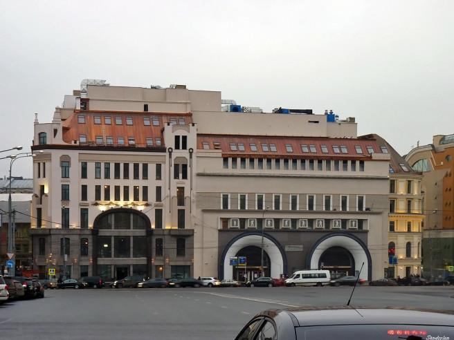 Pogostite.ru - ST. REGIS МОСКВА НИКОЛЬСКАЯ #3