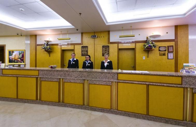 Pogostite.ru - Ирис Конгресс Отель #12