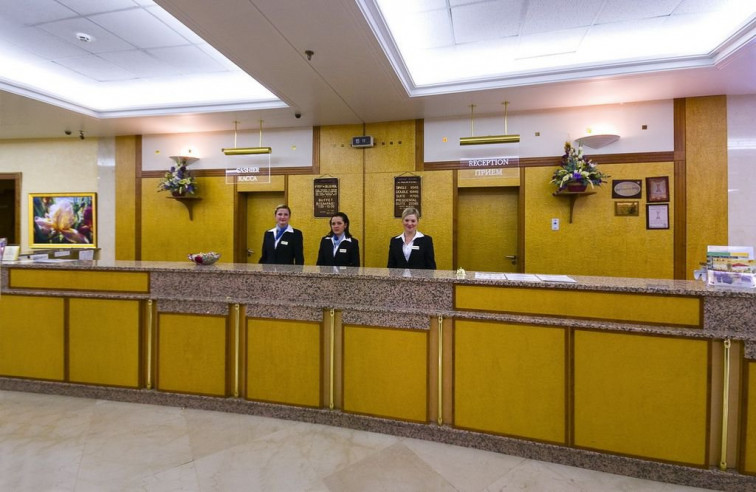 Pogostite.ru - ХОЛИДЕЙ ИНН МОСКВА СЕЛИГЕРСКАЯ #12