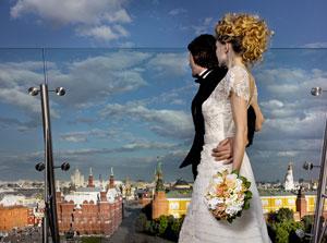 Гостиницы для новобрачных в Москве — цены на